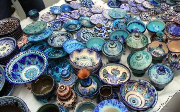 В главной гончарной мастерской Узбекистана пройдет международный фестиваль